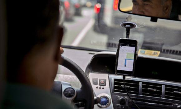 Cuales son los datos que puede ver un chofer de uber de un pasajero?