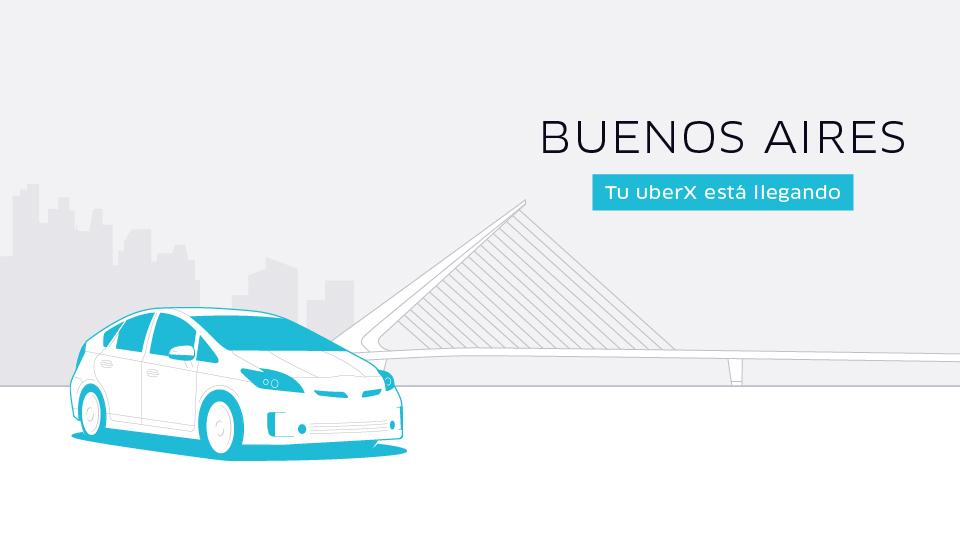 zonas de demanda Uber Buenos Aires