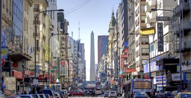 Uber en Buenos Aires