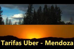 Cálculo de Tarifas de Uber en Ciudad de Mendoza