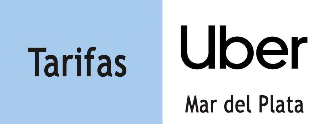 Tarifas dee U_ber en Mar del Plata