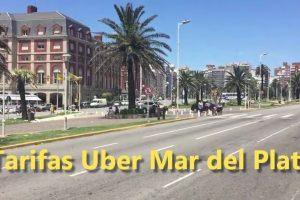 Tarifas Uber Mar del plata